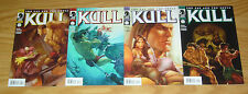 Kull: the Cat and the Skull #1-4 VF/NM complete series - david lapham set 2 3