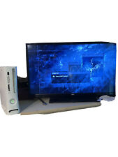 Microsoft Xbox 360 60GB Video Game System Console White Tested with Cords