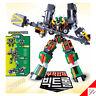 "Tobot V BIGTROLL Integration ""TROLL+BIGTRAIL""Copolymer Transformer Robot Toy"