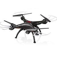 Syma X5SW-V3 RC Quadcopter Drone Wifi FPV With HD Camera 2.4G 4CH RTF Black