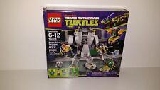 Teenage Mutant Ninja Turtles Lego 79105 Baxter Robot Rampage Free Shipping