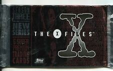 The X Files Season 3 Factory Sealed Hobby Packet / Pack