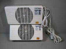 (2) Suncourt Register Booster Equalizer EQ2 Fan Heating AC Series 3 Model HC300