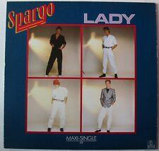 "SPARGO (Maxi 45T 12"")  LADY"
