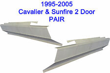 1995-2005 CHEVY CAVALIER PONTIAC SUNFIRE 2DR OUTER ROCKER PANELS NEW PAIR!!