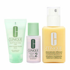 Clinique Great Skin Starts Here 3 Step Skincare Intro Kit Set - Brand New