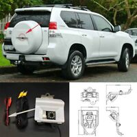 HD Night Vision Rear View Reverse Parking Trunk Handle Camera For Toyota Prado