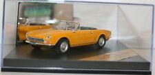 Modellini statici auto gialla per Fiat