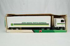 ERTL John Deere Parts Express Semi Truck Tractor Trailer 1:25 Scale