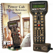 NCE 25 Power Cab 2 Amp DCC Starter System with Power Supply PowerCab 524-025
