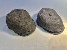 Bates Flat Caps In Silk