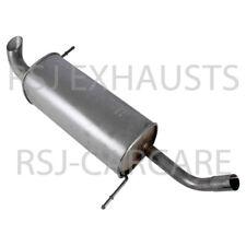 EXHAUST SILENCER FORD FIESTA VI Van 1.6 TDCi Diesel 01/2009-> 45mm Bore Pipe