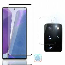 For Samsung Galaxy Note 20 / 20 Ultra Tempered Glass Screen Protector Full Cover