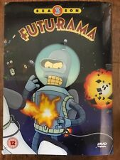 Futurama - Temporada 3 ~ Culto Animación TV Comedia Series GB DVD BOX SET