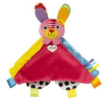 LAMAZE - BELLA THE BUNNY BLANKIE - SUITABLE FROM BIRTH - NEW