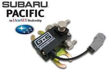 GrimmSpeed Boost Control Solenoid Black for 08-14 WRX / 05-09 Legacy GT