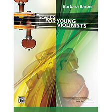 Scales for Young Violinists