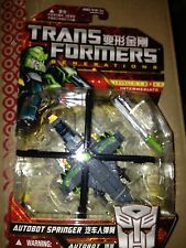 TRANSFORMERS GENERATIONS SPRINGER GDO DELUXE Hasbro ASIA EXCLUSIVE New In Usa