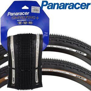 """Panaracer GravelKing SK Plus Guard 26""""x2.1 TLC Folding MTB Gravel King TR Tire"""