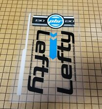 Sticker Decal Set for Cannondale 2013 TRIGGER 2 Carbon 26 Lefty PBR 130 Fork
