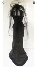 Steampunk Gothic Skirt Woven Trail