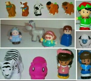 Fisher Price Little People Animals People  lot  + More