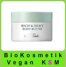 Rich & Silky Body Butter von Dr Eckstein BioKosmetik Butter Balsam Mit Jojobaöl
