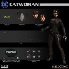 Mezco Toyz One 12 Collective Selina Kyle Catwoman Figure Toy Batman Onyx Beyond