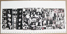 The ROLLING STONES Exile On Main Street 2010 PROMO LP Cover Artwork Proof Sheet