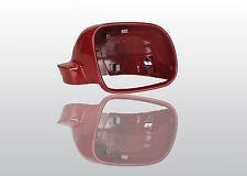 Calotta specchio VW Golf 4/Passat/Bora/Lupo/Seat/Okt. dx LY3D Rosso tornado