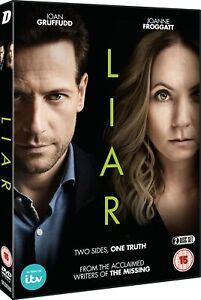 LIAR - ITV ( 2 DISC SET ) - DVD - NEW SEALED  - 10