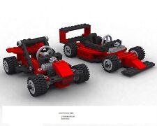 LEGO  TECHNIC  8808   -- F1 RACER / DUNE BUGGY