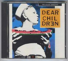 THE BLACK SORROWS Dear Children - CD -ottime condizioni - good condition