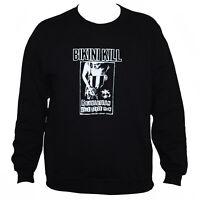 BIKINI KILL SWEATSHIRT- Punk Rock Riot Grrrl Band Men's Women's Retro Jumper