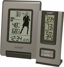 KCOMBO4 La Crosse Technology Wireless Weather Station WS-9740U-IT & WS-9117U-IT