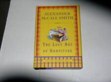 The Lost Art of Gratitude by Alexander McCall Smith (2009) SIGNED 1st/1st