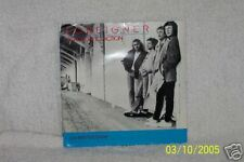 "FOREIGNER TO ACTION - RARE 7"" 45 VINYL RECORD P/S"