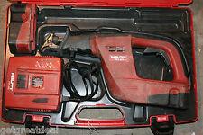 Hilti Wsr 650 A Cordless Reciprocating Saw 24v Wsr650a