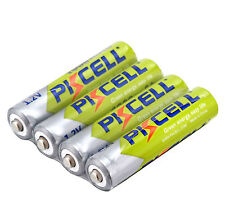 4PCS 3A/AAA 1.2V PKCELL Battery Ni-MH Rechargeable 1000mAh Batteries