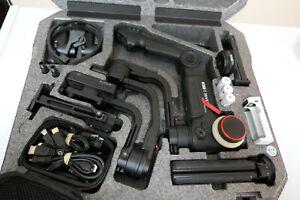 Zhiyun - CRANE 3 LAB PRO Handheld Gimbal Stabilizer + ZOOM & FOLLOW FOCUS Servo