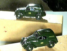SIMCA 5 FOURGONNETTE POSTE 1938/ FIAT 500 / UNIVERSAL HOBBIES