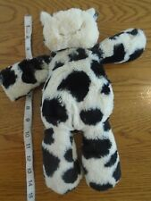 Mary Meyer black & white cow/horse/pony soft toy                2/5
