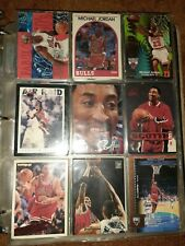 Sports trading cards... 68 page trading card book.. it's a great collection!!!