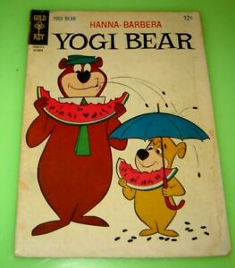 Yogi Bear #26 (1966) Gold Key Comics Hanna-Barbera