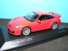 Porsche Plastic Diecast Racing Cars with Unopened Box
