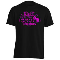 All Best Women Are Born In February Men's T-Shirt/Tank Top j195m