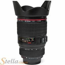 Camera Lens Coffee Cup Tea Mug Novelty 450ml Canon Camera Lens Style - BLACK