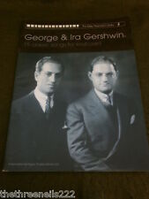 ORIGINAL SHEET MUSIC - GEORGE & IRA GERSHWIN  (1988) 15 SONGS