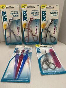 Trim Professional Quality Eyelash and Eyebrow Tools