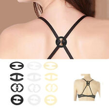 Lot of 12PCS Pushup Cleavage Control Racerback Bra Strap Clips